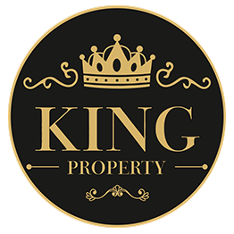The King Property Logo